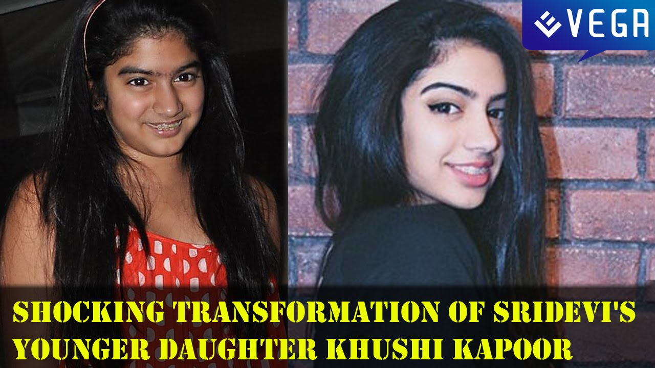 Download Shocking Transformation of Sridevi's Younger Daughter Kushi Kapoor
