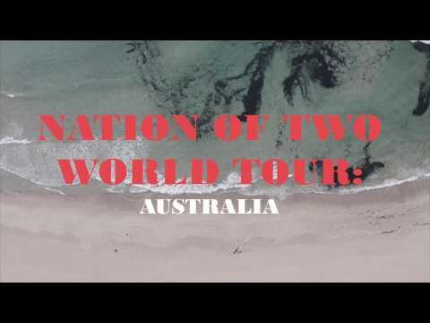 Vance Joy - Nation Of Two World Tour - Australia