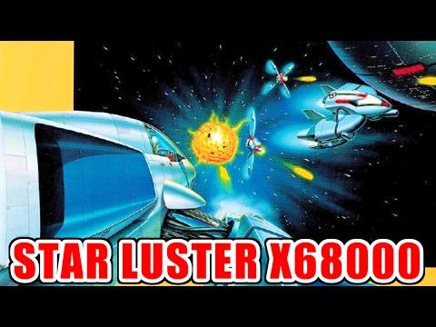 スターラスター(STAR LUSTER) TRAINING (X68000,アレンジ版,1994年)