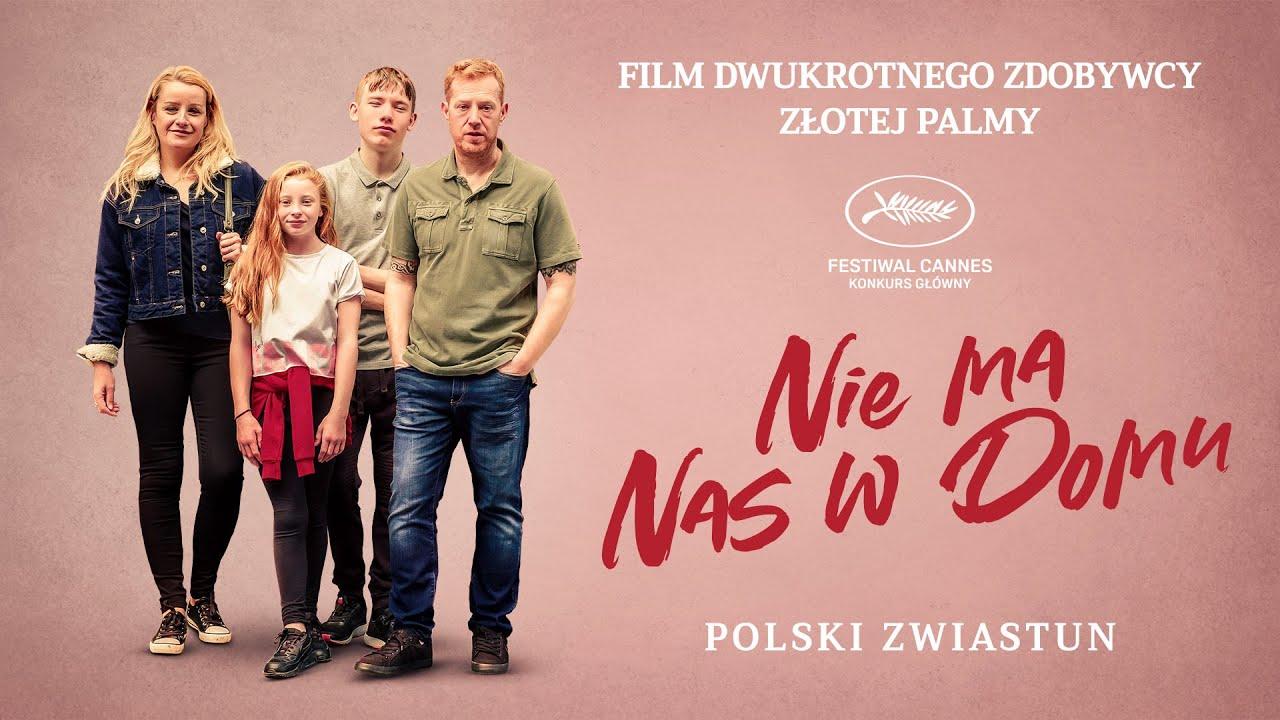 Nie Ma Nas W Domu Film Dwukrotnego Zdobywcy Zlotej Palmy Zwiastun Pl Juz Na Dvd I Vod Youtube