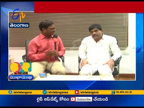 Happiness Index is at It's Peak in TRS Ruling | MP BB Patil in ETV Interview