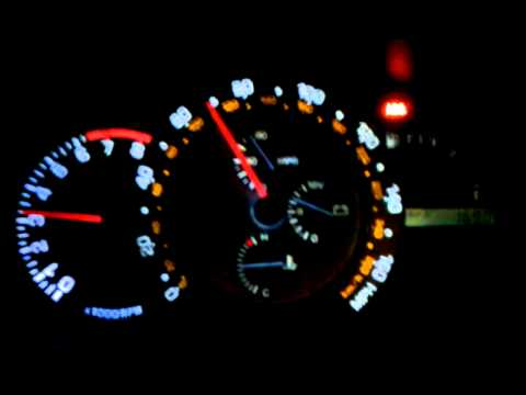 Is300 Security Light Blinking While Driving