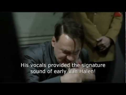 Hitler learns that Michael Anthony will not be touring with Van Halen