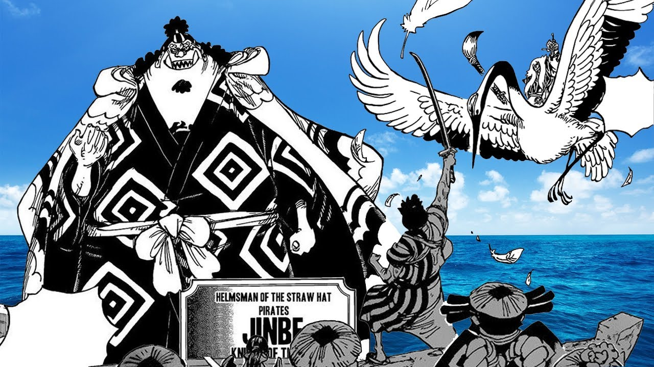 BIG FISH IS BACK IN TOWN | One Piece: Chapter 976 – Po D. Cast