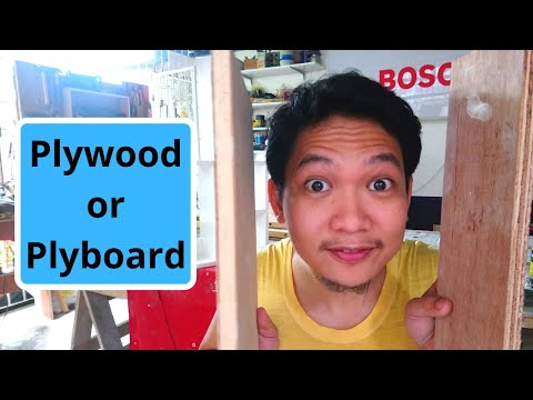 Materials to use on your DIY Cabinet projects! Plywood vs Plyboard