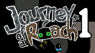Journey of a Roach (PC): Ep #1 - Ragnatela problematica - Gameplay ITA