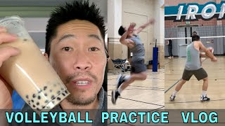 Cal Club + Tall Ones Practice Day | Volleyball Life Vlog (4/4/19)