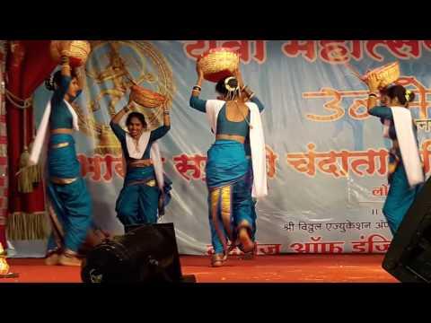 Koli Geet Folk Dance Prize Winner youth Festival