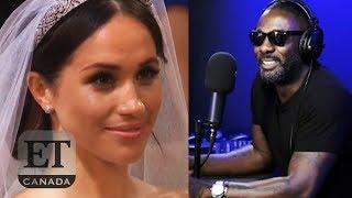 Meghan Markle Sent Idris Elba A Wedding Playlist
