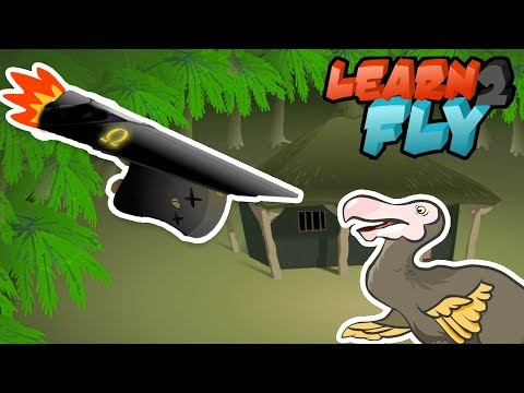 KILLING THE DODO!!!! | Learn To Fly 2 | Fan Choice Friday