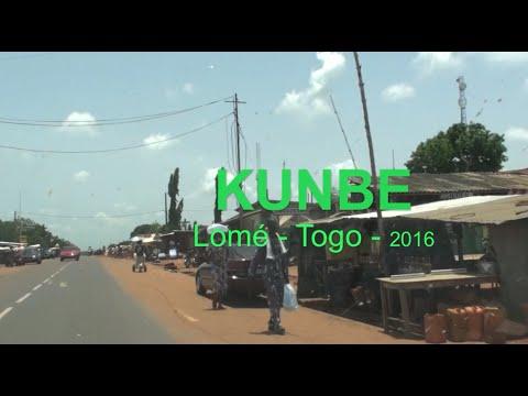 KUNBE Africa tour / Lomé Togo / avril 2016