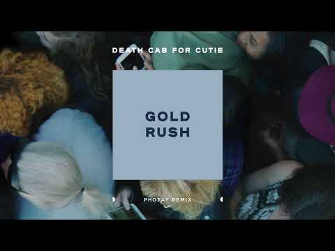"Death Cab for Cutie - ""Gold Rush"" (Photay Remix) Audio"
