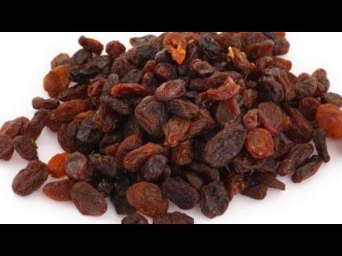 5 Health Benefits of Raisins