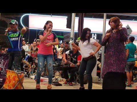 geboy mujair-Nurul feat Redeem buskers,goyang gerudi power cecah lantai