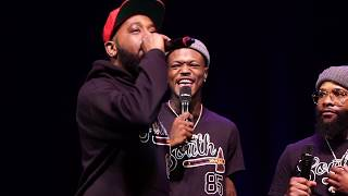 Download The Nashville Comedy Festival Finale w Karlous Miller DC Young Fly and Chico Bean Mp3 and Videos