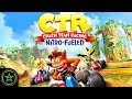 HE'S TAKING SHORTCUTS! - Crash Team Racing Nitro-Fueled | Let's Play