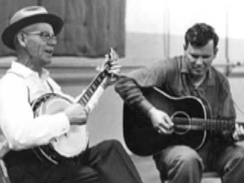 """Tom"" Clarence Ashley and Doc Watson- Peg and Awl"