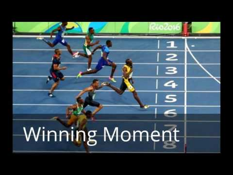 Usain Bolt wons 100m final at Rio olympic 2016 - YouTube