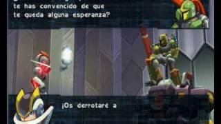 Rockman X8 Sigma's Palace (X & Zero) - Part1