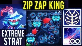 w33 Storm Spirit Zip Zap from fountain to Roshan  — EXTREME DOTA 2