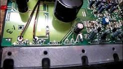 Rockford Fosgate Car Stereo Amp Repair