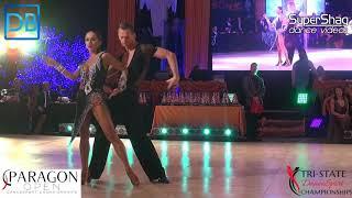Part 4 Approach the Bar with DanceBeat! Paragon 2017! Pro Latin! Artur Tarnavskyy and Anastasia Dani