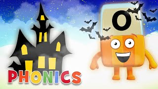 Phonics - Learn t๐ Read | O is for October! | Alphablocks
