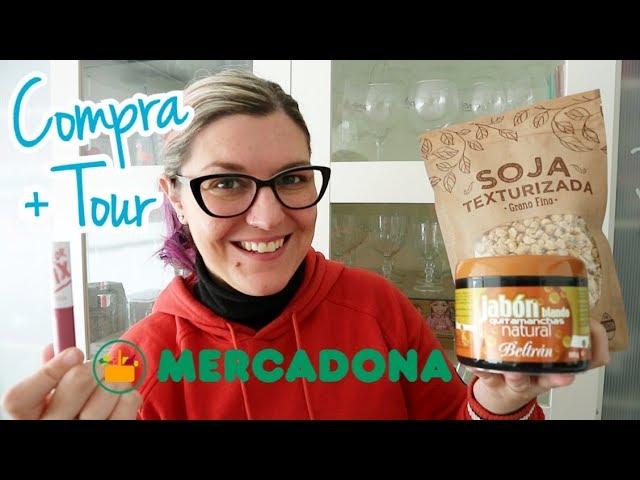 COMPRA SEMANAL MERCADONA + Tour | Novedades Mercadona 2019