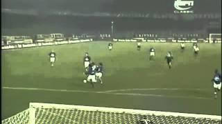 Goal di Inzaghi contro la Sampdoria