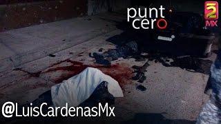 Violencia en Morelos