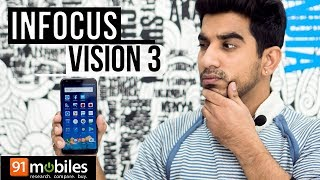 Infocus Vision 3 Hindi Review Should you buy it in IndiaHindi-