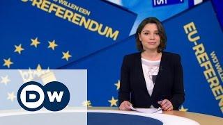 Ассоциация Украины с ЕС: голландская проверка референдумом - DW Новости (17.03.2016)(, 2016-03-17T17:32:09.000Z)