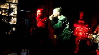 BLKD - Gatilyo + Kawal (UPRISING's Tayo Tayo Lang, Feb. 26, 2016)