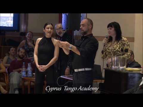 Blind Dancing Date   2nd TANGO FESTIVAL In Cyprus