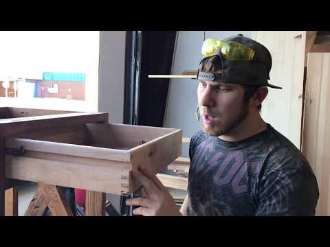 How To Build It: Desk + Book Shelf