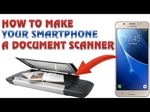 Document Scanner App For Android Free Download | Mobile Scanner For Android