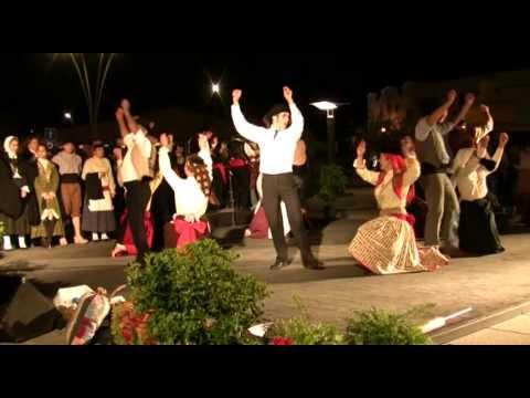 Rancho Etnográfico de Macinhata do Vouga - Malhão de Águeda. Festival do Sorraia- Coruche