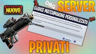 🔴 Private Private Server 150 Supporters and We Give Away! New Fortnite Ita Patch Weapon