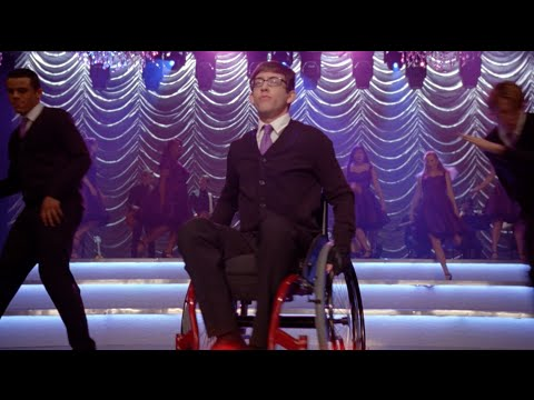 GLEE  Hall Of Fame Full Performance HD