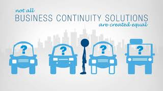 Business Continuity Solutions | Data Backup | Disaster Recovery