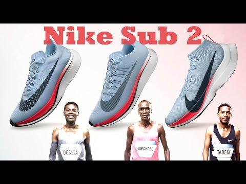 Nike Sub 2 Hour Marathon Shoes // The