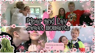 Piper and Lev (Liper) sweet moments❤