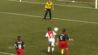 Ajax D1 haalt uit tegen Excelsior, B1 verliest