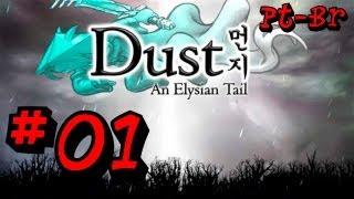 Achei meu Primeiro Amigo #01 - Dust: An Elysian Tail Detonado (Hardcore) PT-BR