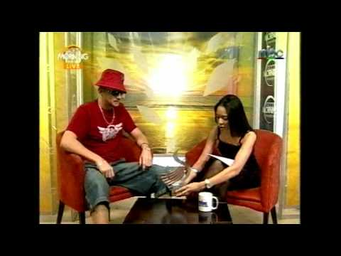 EES on Good Morning Namibia TV NBC (Interview)