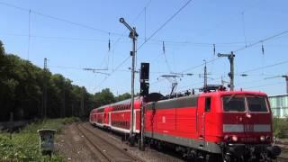 Die seltsamsten Züge der DB AG (HD)