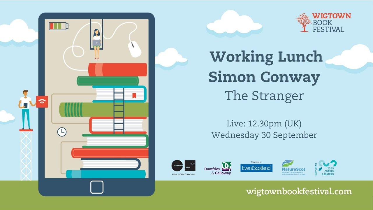 The Stranger: Working Lunch with Simon Conway