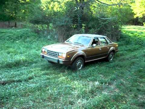 Amc Eagle Sedan Off Road Sort Of Youtube