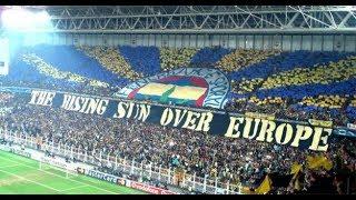 Fenerbahçe Taraftarının Hatalı Kareografisi