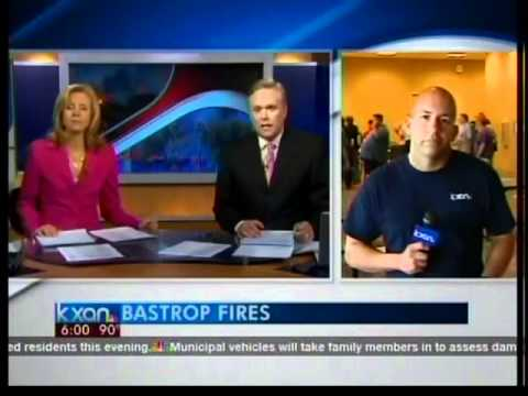 Two Die In Bastrop Fires, Officials Say - 6 Pm News